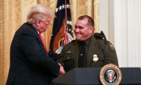 Trump Honors ICE and Border Patrol, Slams 'Open Border Extremists'