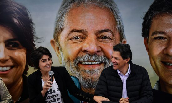 A Left-Wing Return in Brazil Is Investors' Worst Nightmare