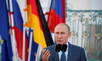 Britain Presses for More EU Sanctions Against Russia
