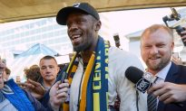 Soccer: Usain Bolt Trains With Mariners, Ready to 'Prove People Wrong'