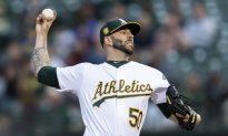 MLB Recap: A's Catch Astros Atop AL West