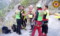 Flash Flooding in Southern Italy Leaves at Least 10 Hikers Dead
