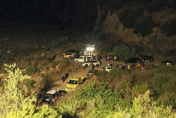 At least 10 dead after flash flood cascades through Italian gorge