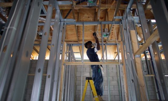 Toll Brothers Surges Most Since 2011 on Gain in Home Orders
