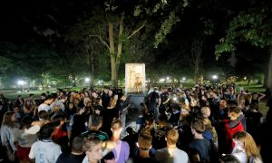 Police Seek Protesters Who Toppled Confederate Statue in North Carolina