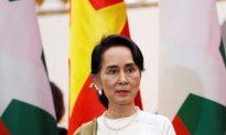 Burma's Suu Kyi to Be Stripped of Freedom of Edinburgh Award