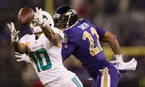 NFL Notebook: NFL Suspends Ravens CB Smith Four Games