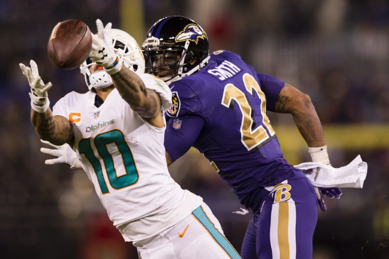 83ee796c1 NFL Notebook  NFL Suspends Ravens CB Smith Four Games