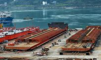 China's Shipbuilders Continue to Fall Behind in Technological Advancement Despite State Backing