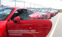 Porsche Driving Experience 2018