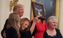 Wife of Posthumous Medal of Honor Recipient John Chapman Speaks Out
