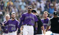 MLB Recap: Rockies Edge Padres on Desmond's Homer