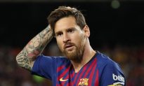 Palestinian FA Head Banned After Call to Burn Messi Shirts