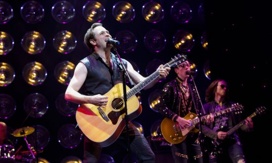 Theater Review: 'Gettin' the Band Back Together'