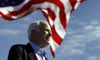 Senator John McCain Has Died at 81