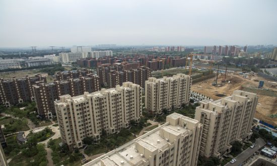 Housing Rent Skyrockets as Chinese Authorities Aim to Cool Real Estate Market