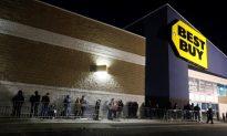 Slowing Online Sales Hurt Best Buy's Second Quarter, Shares Drop