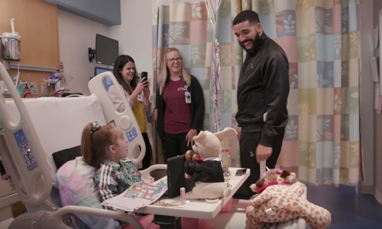 11-Year-Old Girl Receives New Heart After Meeting Her Idol Drake