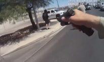 Las Vegas Woman Stabbed in Neck Speaks out as Police Bodycam Footage Released