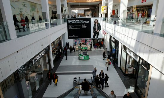 US Consumer Confidence Races to Near 18-year High