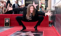 "King of Parodies ""Weird Al"" Yankovic Presented With Hollywood Star"
