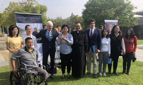 Persecuted Chinese Lawyer Gao Zhisheng Awarded Shahbaz Bhatti Freedom Award