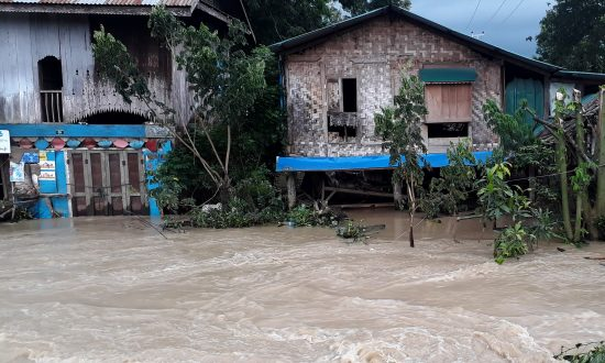 Dam Breach in Burma Floods 85 Villages, Thousands Driven From Homes