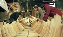 One of the Last Traditional Gondola Makers in Venice
