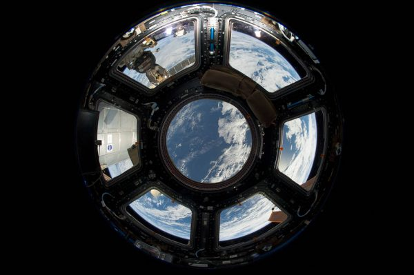 SAT space debris means no harm to ISS or anyone""