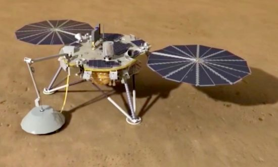 NASA Spacecraft More Than Halfway to Mars