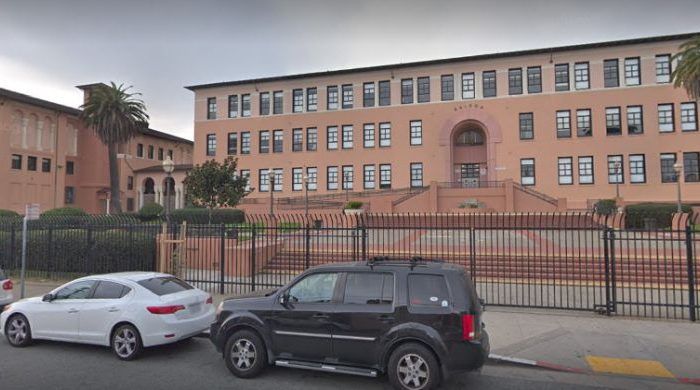 San Francisco's Balboa High School in a file photo. (Google Maps Street View)