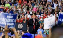 In Photos: Trump Rally in Evansville, Ind.