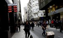Argentina Hikes Interest Rate to 60 Percent, Peso Plunges