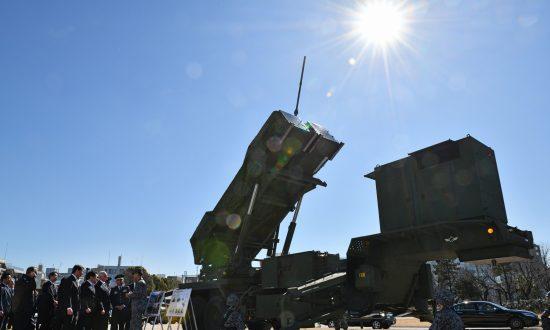 Japan's Military Seeks Record Spending to Reinforce North Korea Missile Defenses
