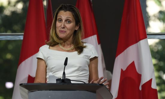 Riyadh Overreacts to Canadian Stand on Women's Rights