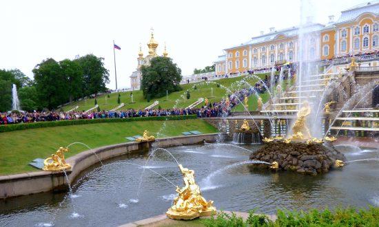 Viking River Cruise: St. Petersburg and Beyond