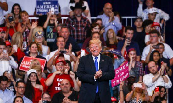 Trump Continues His Big Winning Streak
