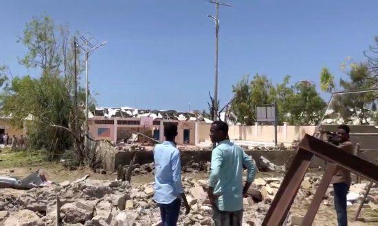 Suicide Car Bomber Attacks Government Office in Somalia