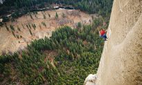 Movie Review: 'The Dawn Wall': A Documentary About the Absolute Pinnacle of Free Climbing