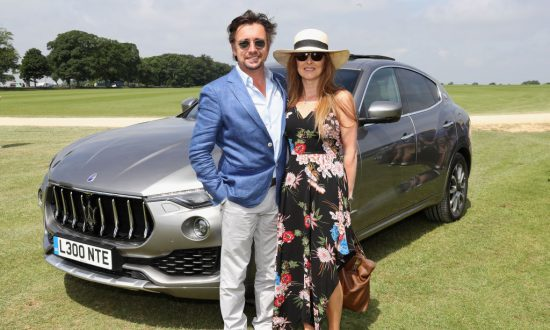 Richard Hammond and Family Gassed and Robbed in French Villa