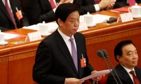 Head of China's Rubber-Stamp Legislature to Visit North Korea for Its 70th Birthday