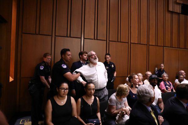 Tillis delivers opening statement at Supreme Court Hearing