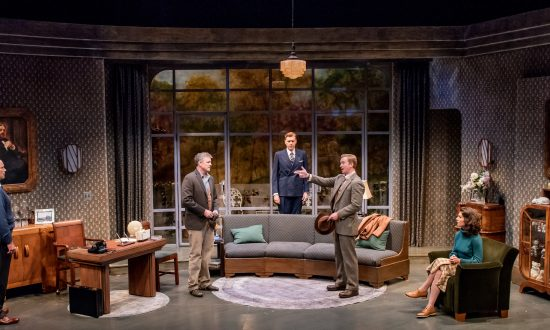 Theater Review: 'Days to Come'