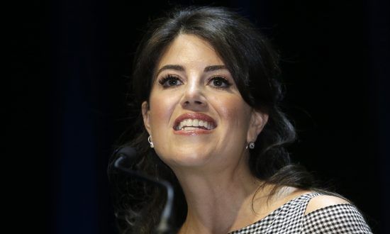 Monica Lewinsky Walks Offstage After 'Off Limits' Question About Bill Clinton
