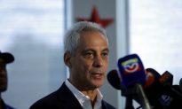 Chicago Mayor Emanuel Says He Won't Seek Third Term