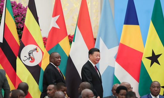 China Seeks to Downplay Africa Ambitions While Courting Economic Ties