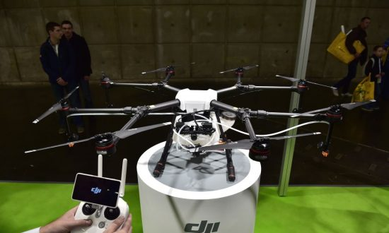 Chinese Drone Maker Turns to US International Trade Commission to Settle Patent Dispute