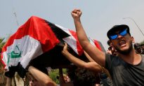 Water Supply Undrinkable in Iraqi City as 5 Killed Amid Protests