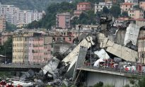 Italy Magistrates Investigate 20 Suspects in Connection With Bridge Collapse