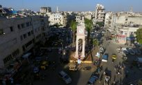 Shells Hit Syria's Idlib as Rebels Brace for Assault